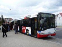 Na Kortowiadę autobusem