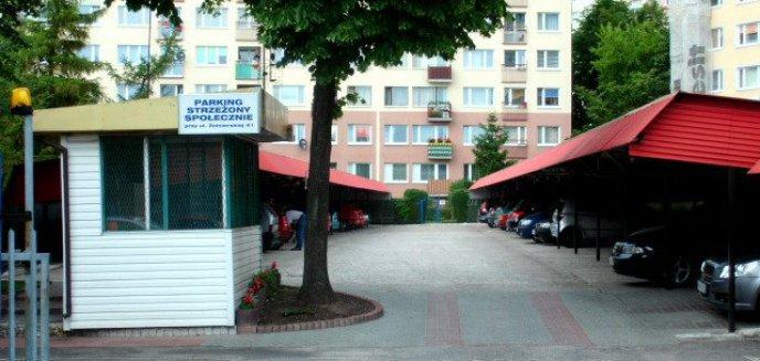 Patologia Na Parkingach Społecznie Strzeżonych Olsztyn