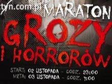 Maraton Grozy i Horrorów - mamy wejściówki!