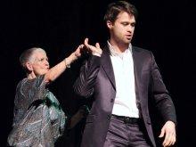 Maciej Zakościelny zagra i zatańczy z Carmen Moreno. A to wszystko w Olsztynie!