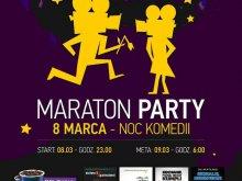 Maraton Party - Noc Komedii w Heliosie. Mamy wejściówki!