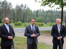 Minister Nowak: ''Obwodnica będzie, dajcie nam nad tym popracować''
