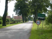 Ważne inwestycje drogowe w Bartągu i Barczewku