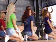 Kortowiada 2014: Najpiękniejsze studentki walczyły o tytuł Miss Wenus