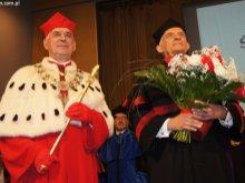 UWM świętował 15-lecie. Honoris causa dla Jerzego Buzka (zdjęcia)