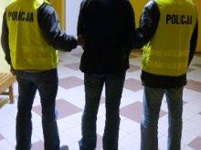 Poszukiwany za gangsterskie porachunki wpadł w ręce policji