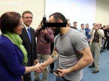 Wracamy do sprawy. Zawodnik MMA - Aslambek S.  został aresztowany!