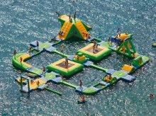 Pływający plac zabaw w Olsztynie już w maju!