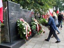 Obchody 75. rocznicy wybuchu II wojny światowej w Olsztynie (zdjęcia)