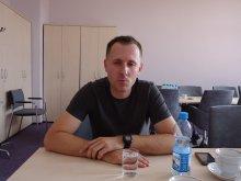 O ambicjach, budżecie, kulturze z olsztyńskim radnym, Krzysztofem Kacprzyckim