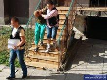 Ciotka zgwałconej 8-miesięcznej dziewczynki z zarzutami