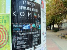 Komin powraca. Otwarcie największego klubu w Olsztynie