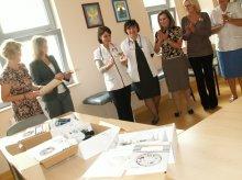 Szpital dziecięcy bogatszy o ważny sprzęt