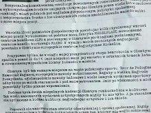 Małkowski: Nie dajcie się zwieść nienawistnej kampanii wobec mnie