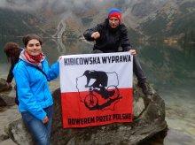 Śladem polskich klubów piłkarskich na rowerze