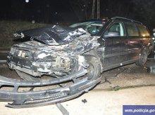 Tragiczny wypadek na trasie Olsztyn-Morąg