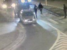 Wybił szybę w taksówce w centrum Olsztyna, a następnie wpuścił gaz