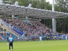 Stomil przenosi się na stadion w Ostródzie