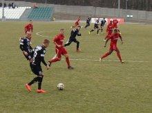 Stomil uległ Lechii Gdańsk na tydzień przed rozpoczęciem ligi