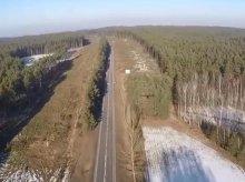 Ta droga połączy ekspresowo Olsztyn z Warszawą (film)