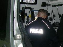 Policja o meczu Stomil - Widzew: Zatrzymany jeden kibic
