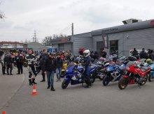 Olsztyńscy motocykliści otworzyli sezon