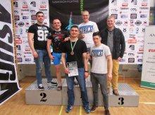 Kolejny medal dla ''goryli'' z Olsztyna
