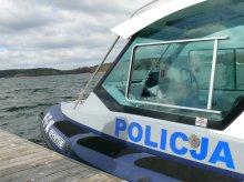 Policyjni wodniacy mają nową łódź