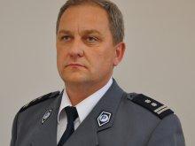 Nowy szef olsztyńskiej Policji