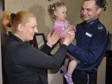 Implant chorej dziewczynki odnaleziony. Ktoś przesłał go w anonimowej paczce