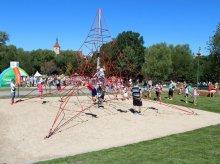 Zbudują plac zabaw w Parku Centralnym