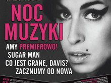 ENEMEF: Noc Muzyki z premierą szokującego filmu o Amy Winehouse. Mamy bilety!