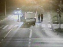 Zatrzymali 20-letniego złodzieja samochodu (film)