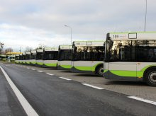 Nowe Solarisy dla olsztyńskiego MPK