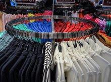 Kradły ubrania w olsztyńskim centrum handlowym. Do klipsów miały specjalne cążki
