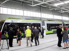 Prezydent Olsztyna: Nie warto czepiać się... tramwaju
