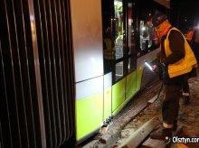 Nowe perony tramwajowe do przebudowy