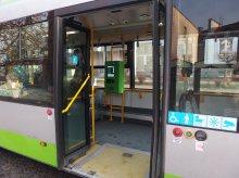 Korekty rozkładów jazdy autobusów miejskich