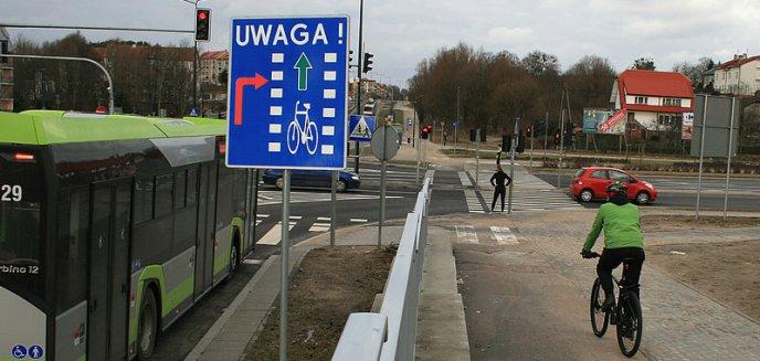 Taki znak tylko w Olsztynie