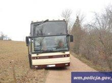 Ukradł autobus, żeby... pojechać do dziewczyny