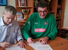 Szkoleniowiec AZS-u Olsztyn, Andrea Gardini, przedłużył kontrakt