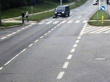 Znaleźli mężczyznę, który dwukrotnie przejechał po psie na olsztyńskim skrzyżowaniu