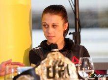 Mistrzyni UFC tłumaczy odejście z olsztyńskiego klubu MMA
