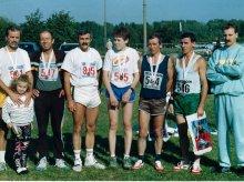 25-lecie Olsztyńskiego Amatorskiego Klubu Maratończyka. Będą biegać 25 godzin!