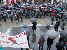 Kobiety ponownie wyszły na ulice. Druga runda czarnego protestu [ZDJĘCIA]