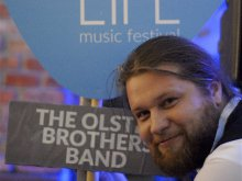 Koncert w klimacie Slow Life Music Festival
