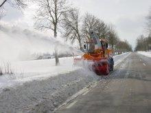 Drogowcy gotowi na zimę na ''krajówkach''