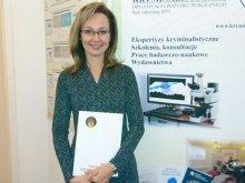 Olsztyńska ''kryminalna'' nagrodzona