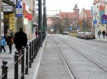 Zamkną dla samochodów okolice placu przed Wysoką Bramą? Wraca temat tramwajowej krańcówki