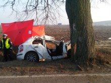 Tragiczne wieści w sprawie wypadku koło Dąbrówna. Zmarły kolejne dwie nastolatki